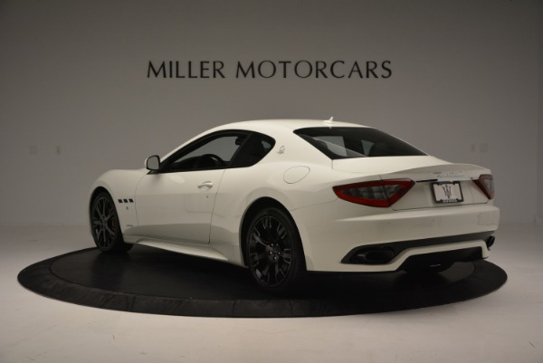 New 2016 Maserati GranTurismo Sport for sale Sold at Alfa Romeo of Greenwich in Greenwich CT 06830 4
