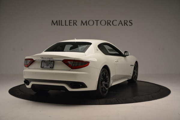 New 2016 Maserati GranTurismo Sport for sale Sold at Alfa Romeo of Greenwich in Greenwich CT 06830 5