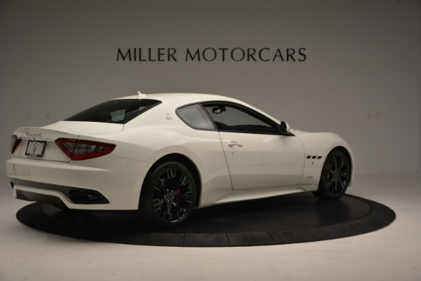 New 2016 Maserati GranTurismo Sport for sale Sold at Alfa Romeo of Greenwich in Greenwich CT 06830 6
