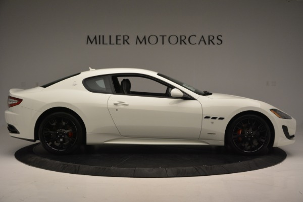 New 2016 Maserati GranTurismo Sport for sale Sold at Alfa Romeo of Greenwich in Greenwich CT 06830 7