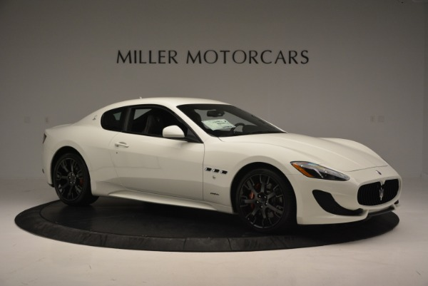 New 2016 Maserati GranTurismo Sport for sale Sold at Alfa Romeo of Greenwich in Greenwich CT 06830 8