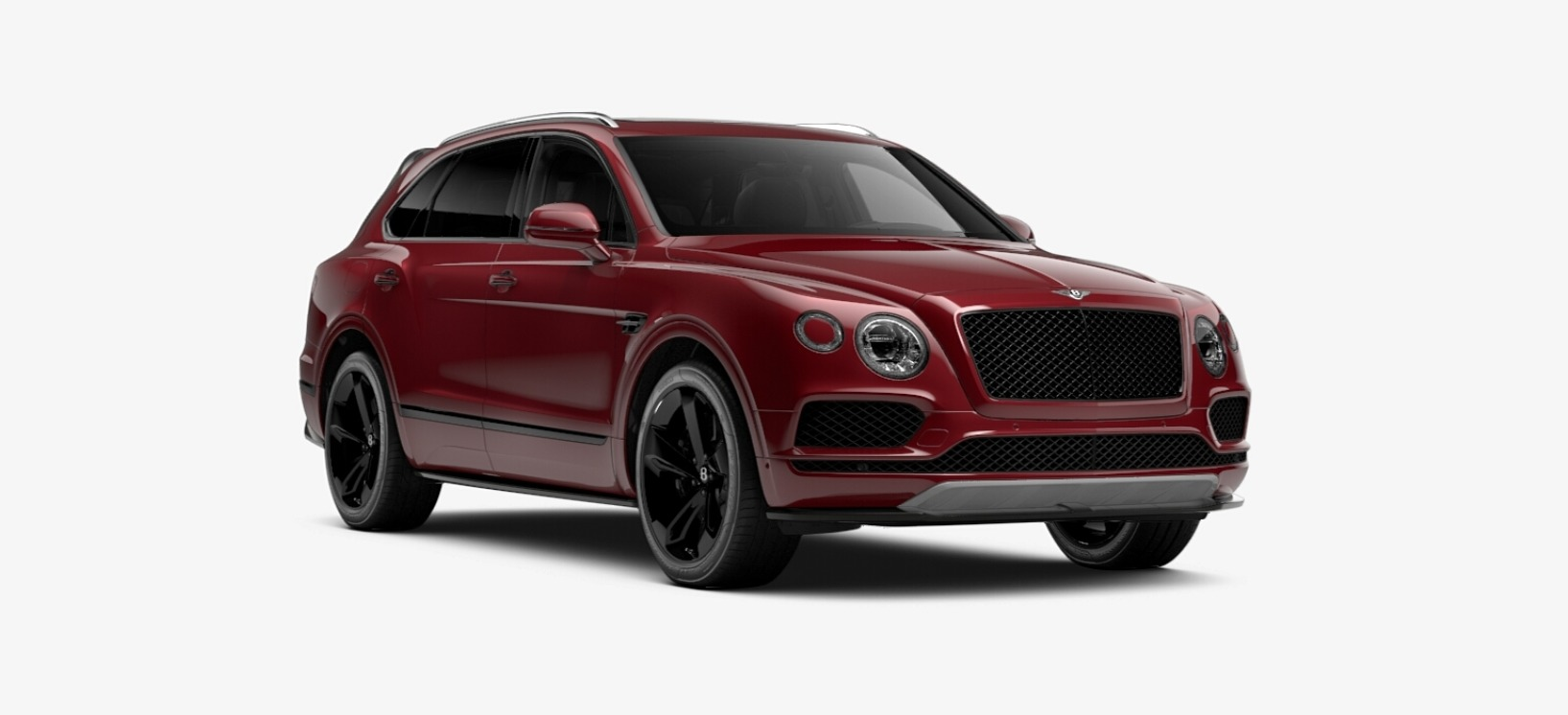 New 2018 Bentley Bentayga Black Edition for sale Sold at Alfa Romeo of Greenwich in Greenwich CT 06830 1