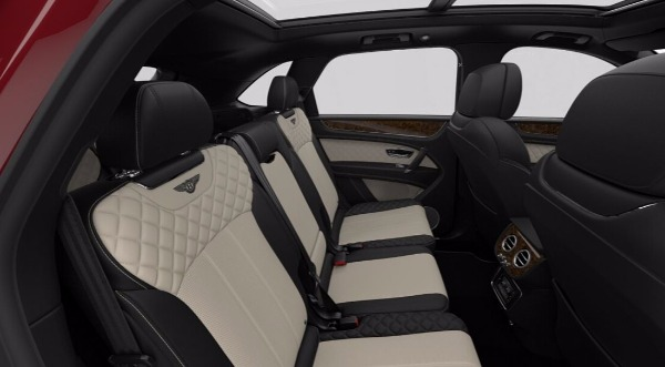 New 2018 Bentley Bentayga Activity Edition-Now with seating for 7!!! for sale Sold at Alfa Romeo of Greenwich in Greenwich CT 06830 8