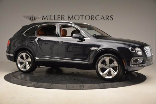 Used 2018 Bentley Bentayga W12 Signature for sale Call for price at Alfa Romeo of Greenwich in Greenwich CT 06830 10