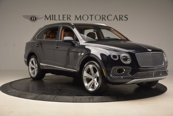 Used 2018 Bentley Bentayga W12 Signature for sale Call for price at Alfa Romeo of Greenwich in Greenwich CT 06830 11