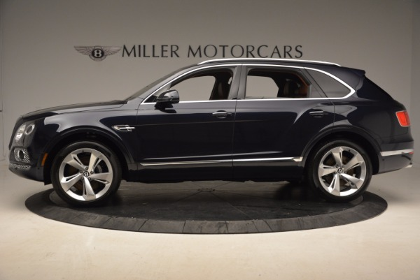 Used 2018 Bentley Bentayga W12 Signature for sale Call for price at Alfa Romeo of Greenwich in Greenwich CT 06830 3