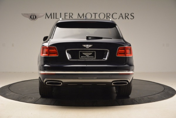 Used 2018 Bentley Bentayga W12 Signature for sale Call for price at Alfa Romeo of Greenwich in Greenwich CT 06830 6