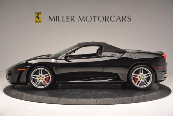 Used 2008 Ferrari F430 Spider for sale Sold at Alfa Romeo of Greenwich in Greenwich CT 06830 15