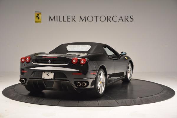 Used 2008 Ferrari F430 Spider for sale Sold at Alfa Romeo of Greenwich in Greenwich CT 06830 19
