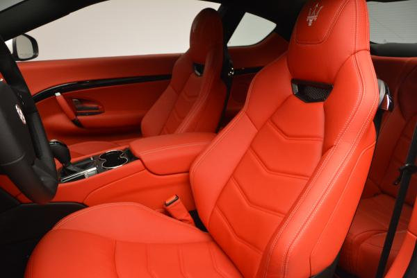 New 2017 Maserati GranTurismo Sport for sale Sold at Alfa Romeo of Greenwich in Greenwich CT 06830 15
