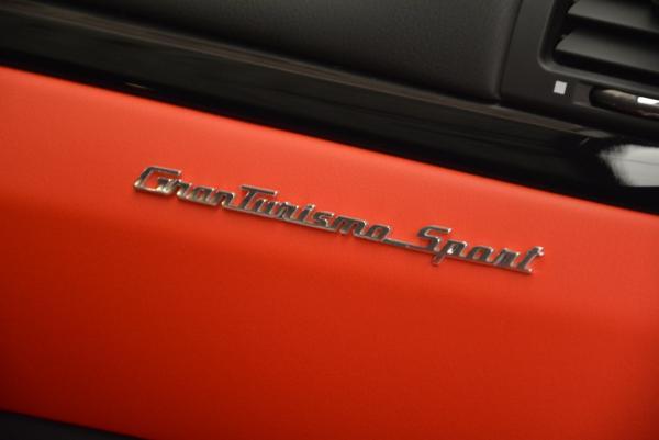 New 2017 Maserati GranTurismo Sport for sale Sold at Alfa Romeo of Greenwich in Greenwich CT 06830 18