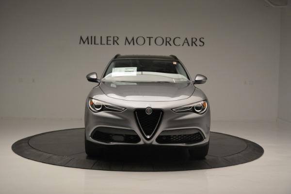 New 2018 Alfa Romeo Stelvio Sport Q4 for sale Sold at Alfa Romeo of Greenwich in Greenwich CT 06830 11