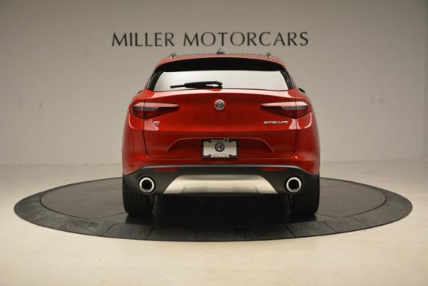 New 2018 Alfa Romeo Stelvio Ti Sport Q4 for sale Sold at Alfa Romeo of Greenwich in Greenwich CT 06830 6