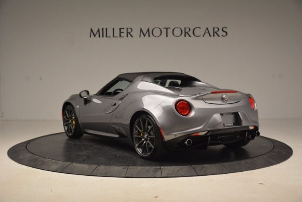 New 2018 Alfa Romeo 4C Spider for sale Sold at Alfa Romeo of Greenwich in Greenwich CT 06830 10