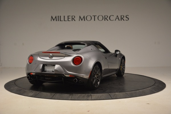 New 2018 Alfa Romeo 4C Spider for sale Sold at Alfa Romeo of Greenwich in Greenwich CT 06830 12