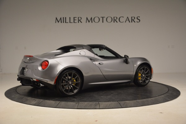 New 2018 Alfa Romeo 4C Spider for sale Sold at Alfa Romeo of Greenwich in Greenwich CT 06830 14