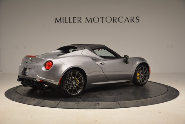 New 2018 Alfa Romeo 4C Spider for sale Sold at Alfa Romeo of Greenwich in Greenwich CT 06830 15