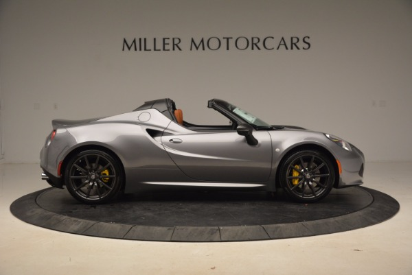 New 2018 Alfa Romeo 4C Spider for sale Sold at Alfa Romeo of Greenwich in Greenwich CT 06830 16