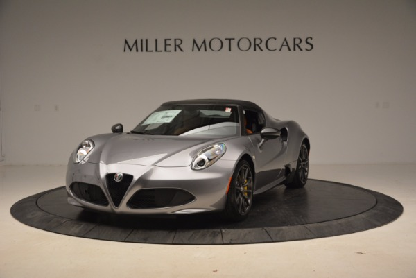 New 2018 Alfa Romeo 4C Spider for sale Sold at Alfa Romeo of Greenwich in Greenwich CT 06830 2