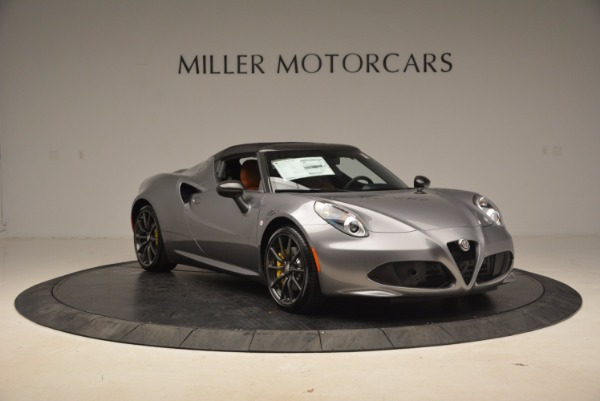 New 2018 Alfa Romeo 4C Spider for sale Sold at Alfa Romeo of Greenwich in Greenwich CT 06830 21