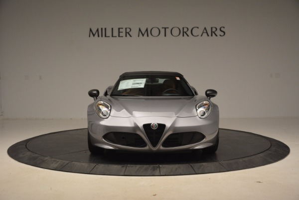 New 2018 Alfa Romeo 4C Spider for sale Sold at Alfa Romeo of Greenwich in Greenwich CT 06830 22
