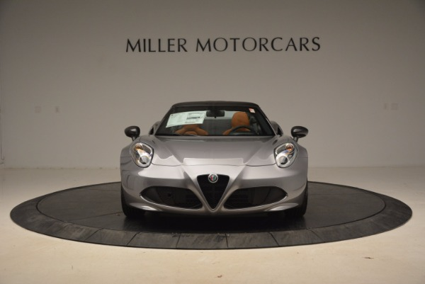 New 2018 Alfa Romeo 4C Spider for sale Sold at Alfa Romeo of Greenwich in Greenwich CT 06830 23