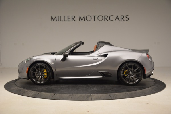 New 2018 Alfa Romeo 4C Spider for sale Sold at Alfa Romeo of Greenwich in Greenwich CT 06830 5