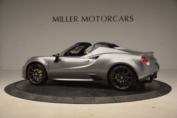 New 2018 Alfa Romeo 4C Spider for sale Sold at Alfa Romeo of Greenwich in Greenwich CT 06830 7
