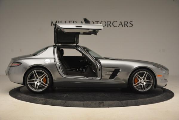 Used 2014 Mercedes-Benz SLS AMG GT for sale Sold at Alfa Romeo of Greenwich in Greenwich CT 06830 12