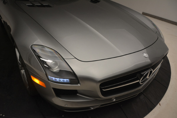 Used 2014 Mercedes-Benz SLS AMG GT for sale Sold at Alfa Romeo of Greenwich in Greenwich CT 06830 19