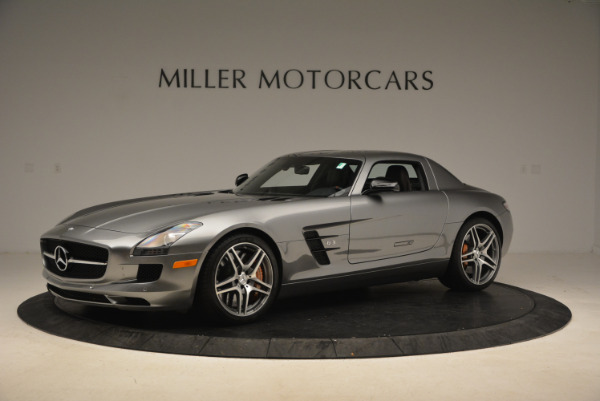 Used 2014 Mercedes-Benz SLS AMG GT for sale Sold at Alfa Romeo of Greenwich in Greenwich CT 06830 2
