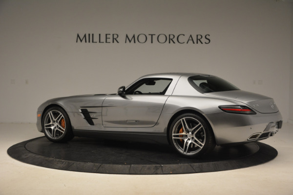 Used 2014 Mercedes-Benz SLS AMG GT for sale Sold at Alfa Romeo of Greenwich in Greenwich CT 06830 5