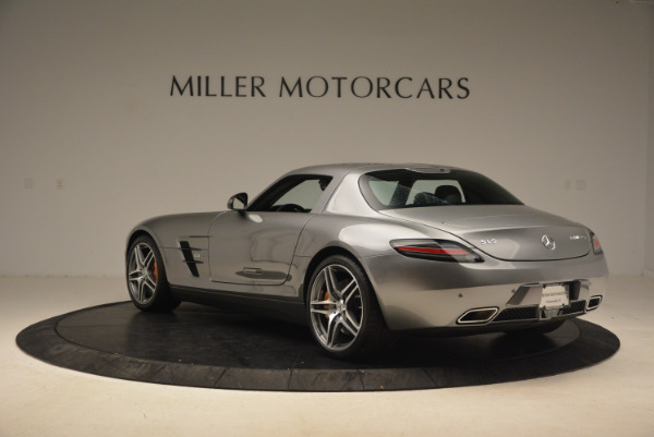 Used 2014 Mercedes-Benz SLS AMG GT for sale Sold at Alfa Romeo of Greenwich in Greenwich CT 06830 6