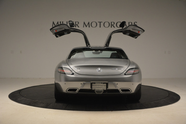 Used 2014 Mercedes-Benz SLS AMG GT for sale Sold at Alfa Romeo of Greenwich in Greenwich CT 06830 8