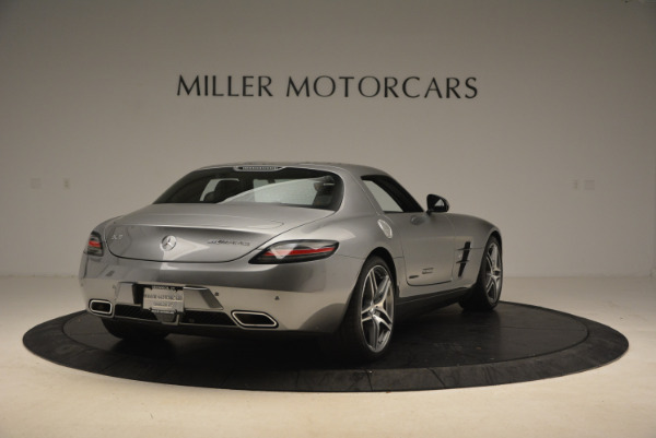 Used 2014 Mercedes-Benz SLS AMG GT for sale Sold at Alfa Romeo of Greenwich in Greenwich CT 06830 9