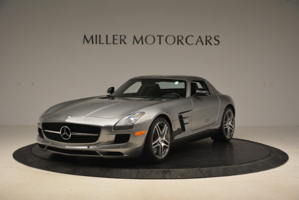 Used 2014 Mercedes-Benz SLS AMG GT for sale Sold at Alfa Romeo of Greenwich in Greenwich CT 06830 1