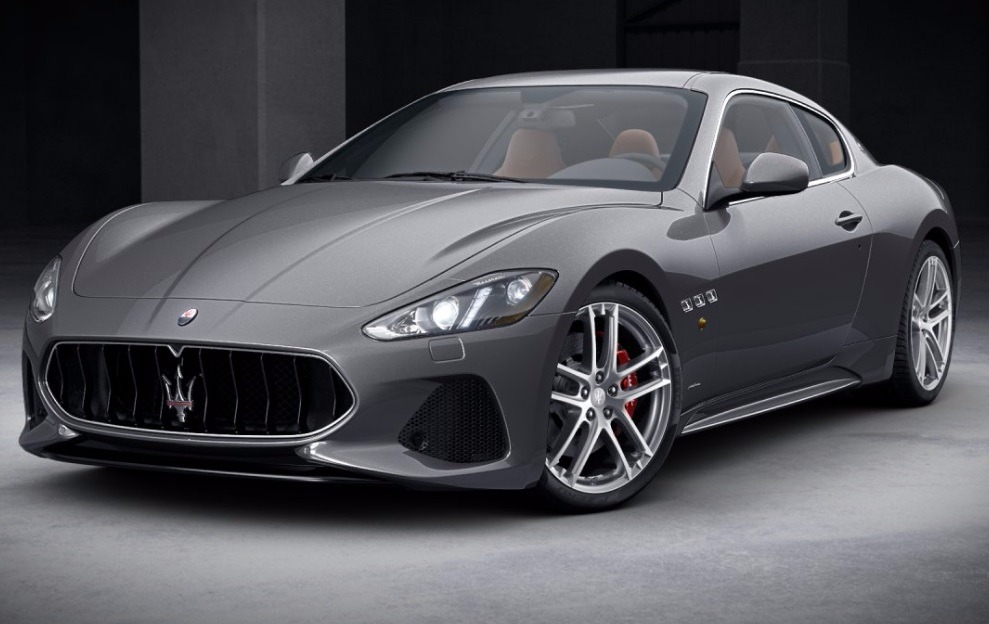 New 2018 Maserati GranTurismo Sport Coupe for sale Sold at Alfa Romeo of Greenwich in Greenwich CT 06830 1