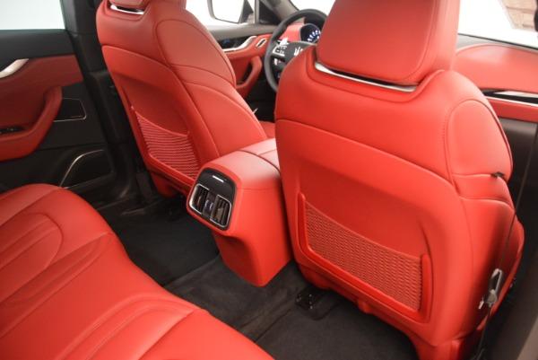 New 2018 Maserati Levante Q4 for sale Sold at Alfa Romeo of Greenwich in Greenwich CT 06830 17