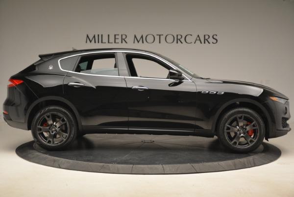 New 2018 Maserati Levante Q4 for sale Sold at Alfa Romeo of Greenwich in Greenwich CT 06830 8