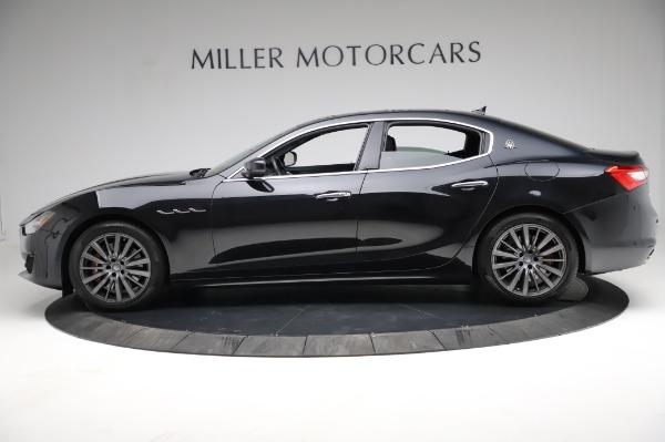 Used 2018 Maserati Ghibli S Q4 for sale Sold at Alfa Romeo of Greenwich in Greenwich CT 06830 3