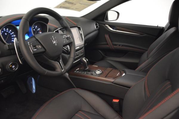 New 2018 Maserati Ghibli S Q4 for sale Sold at Alfa Romeo of Greenwich in Greenwich CT 06830 12