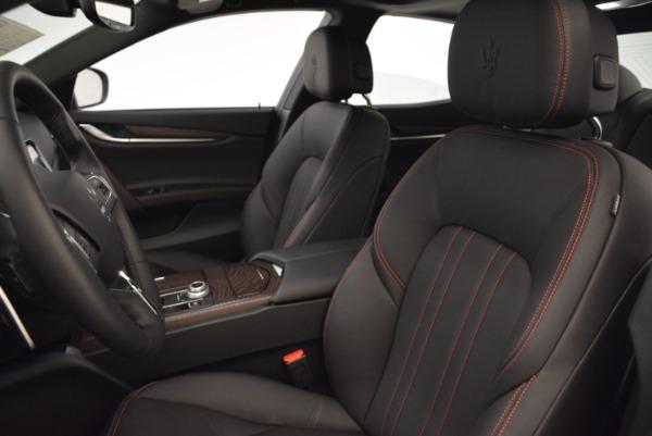 Used 2018 Maserati Ghibli S Q4 for sale $55,900 at Alfa Romeo of Greenwich in Greenwich CT 06830 14