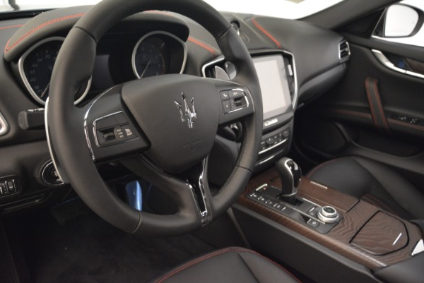 New 2018 Maserati Ghibli S Q4 for sale Sold at Alfa Romeo of Greenwich in Greenwich CT 06830 15