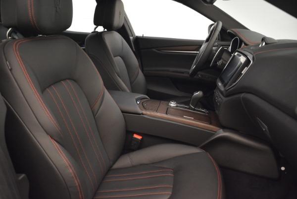 Used 2018 Maserati Ghibli S Q4 for sale $55,900 at Alfa Romeo of Greenwich in Greenwich CT 06830 21