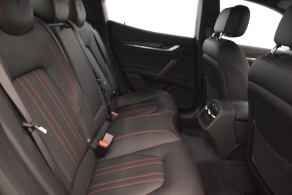Used 2018 Maserati Ghibli S Q4 for sale $55,900 at Alfa Romeo of Greenwich in Greenwich CT 06830 24