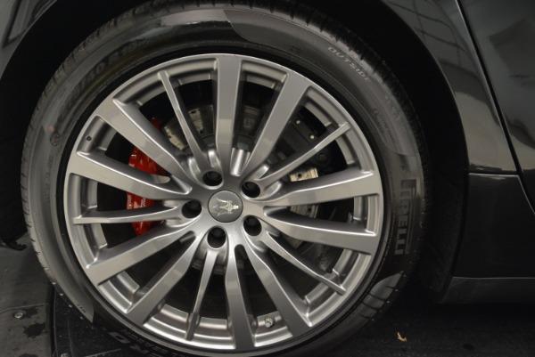 Used 2018 Maserati Ghibli S Q4 for sale $55,900 at Alfa Romeo of Greenwich in Greenwich CT 06830 26
