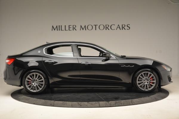 Used 2018 Maserati Ghibli S Q4 for sale $55,900 at Alfa Romeo of Greenwich in Greenwich CT 06830 8