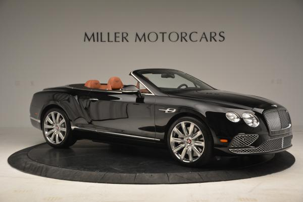 Used 2016 Bentley Continental GT V8 Convertible for sale Sold at Alfa Romeo of Greenwich in Greenwich CT 06830 10