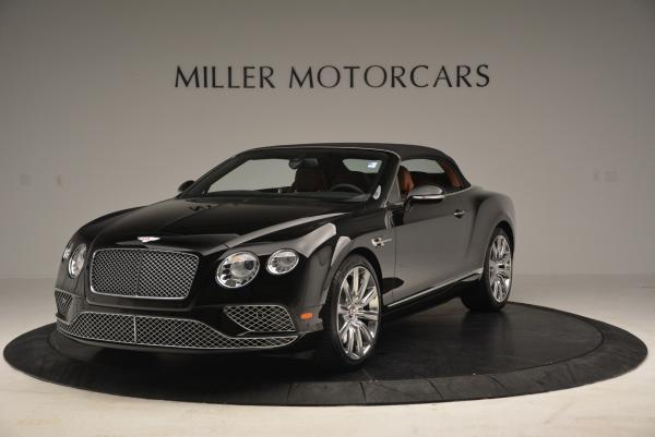 Used 2016 Bentley Continental GT V8 Convertible for sale Sold at Alfa Romeo of Greenwich in Greenwich CT 06830 14