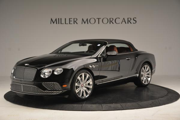 Used 2016 Bentley Continental GT V8 Convertible for sale Sold at Alfa Romeo of Greenwich in Greenwich CT 06830 15